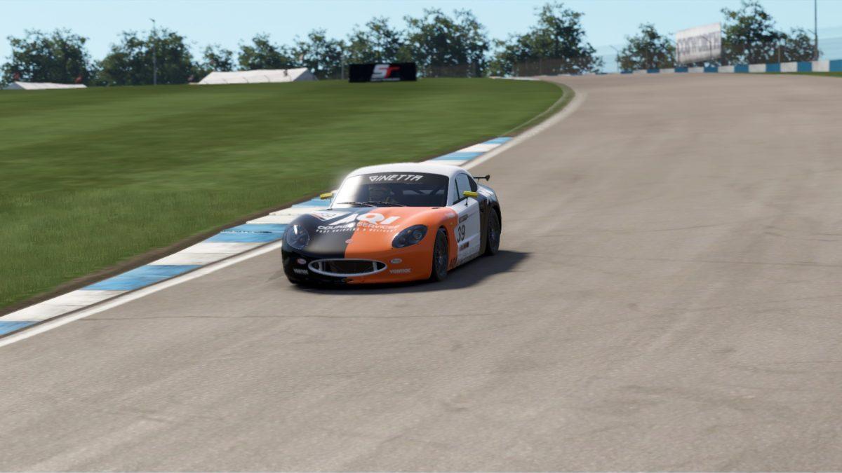 Project Cars2を始めてみた(まずはGinettaジュニアチャレンジ:Tier6)